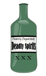 Dearly Departed: Deadly Spirits @ Colonel Palmer House