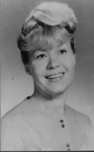 Arlene B Fetzner (1974-1979)