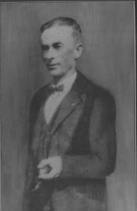 Ben Raue Sr. (1923-1927)