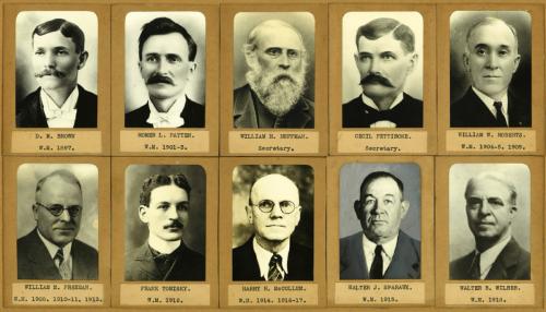 1897 - 1918