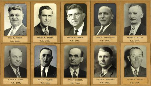 1929 - 1938