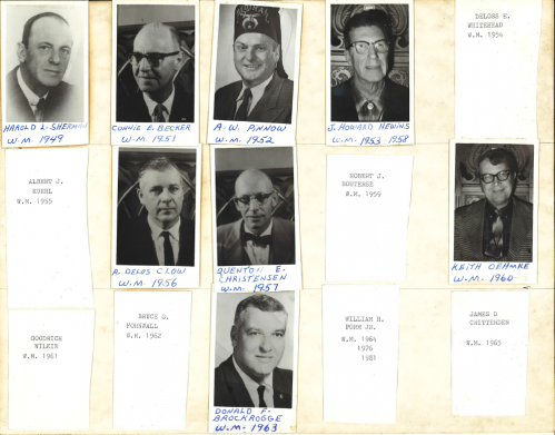 1949 - 1965